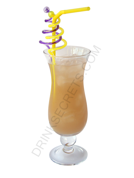 Hurricane drink recipe - all the drinks have pictures