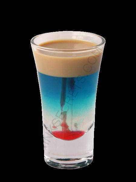 how to drink sambuca shots
