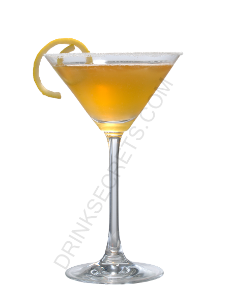 Sidecar cocktail image
