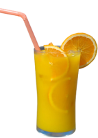 Fresh Orange Juice drink ingredient