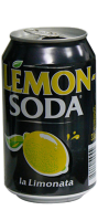 Lemon Soda drink ingredient