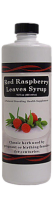 Raspberry Syrup drink ingredient