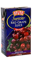 Grape Juice red drink ingredient