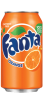Fanta, orange ingredient