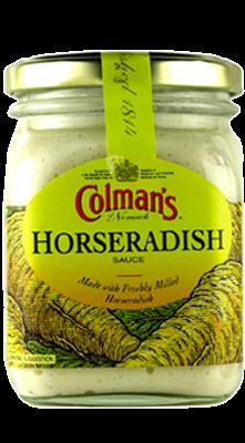 Horseradish Sauce Drink Secrets